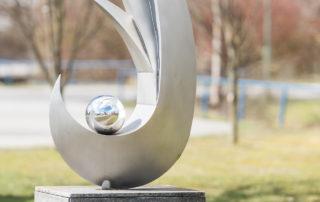 Einheitsskulptur