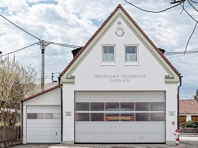 Feuerwehr Siebnach