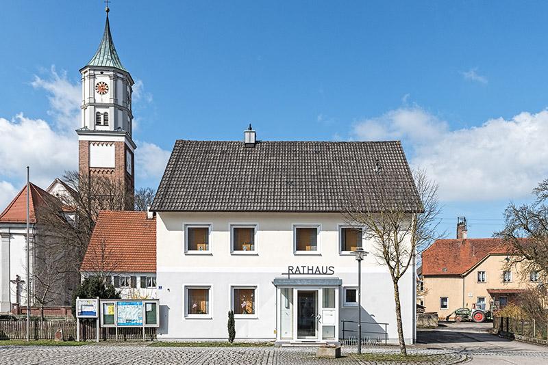 Rathaus Gemeinde Ettringen